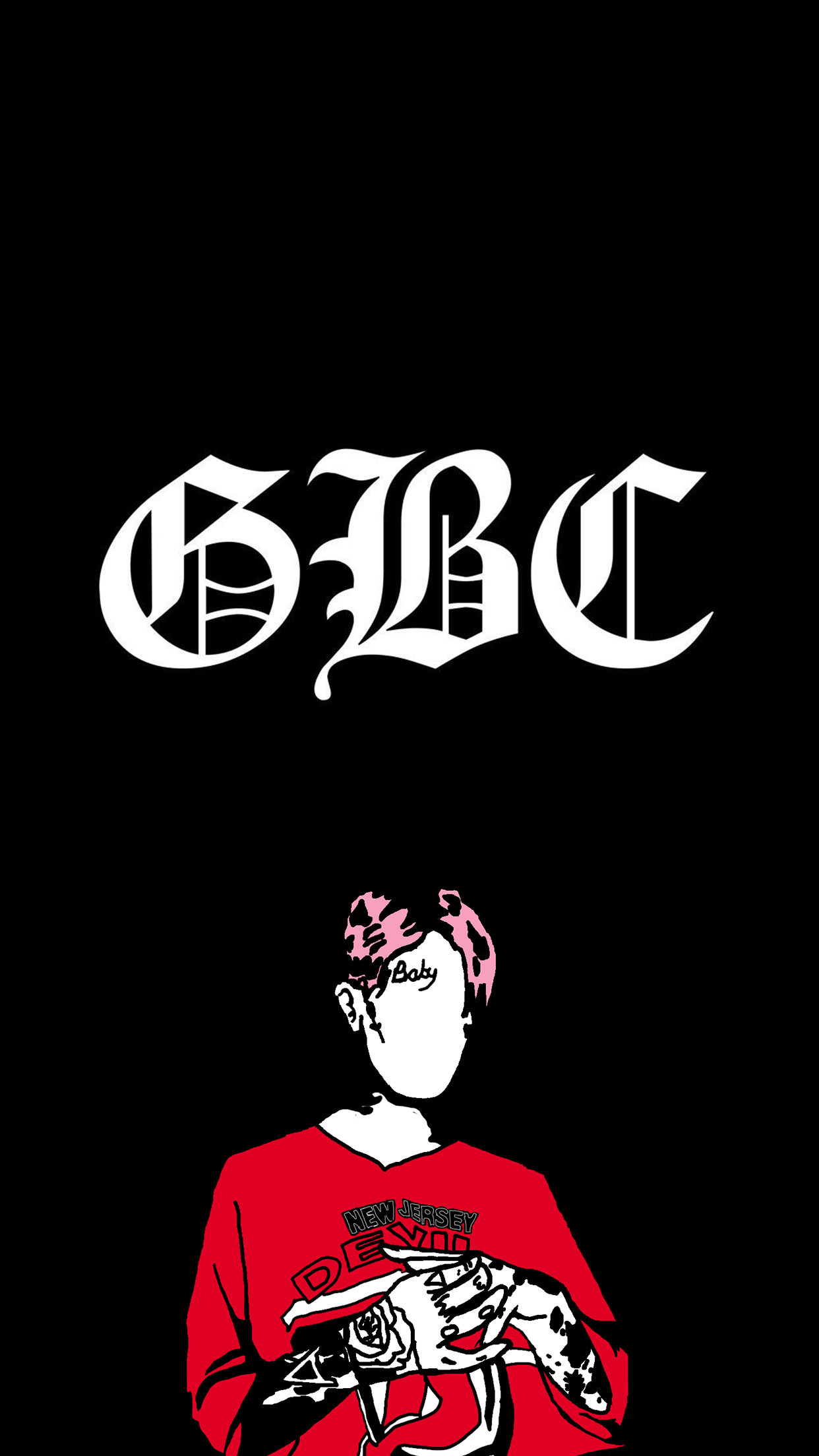 Lil peep wallpapers I made   Album on Imgur 1242x2208