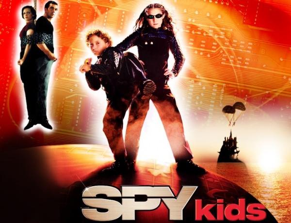 Download Spy Kids Wallpaper Wallpaper 600x460