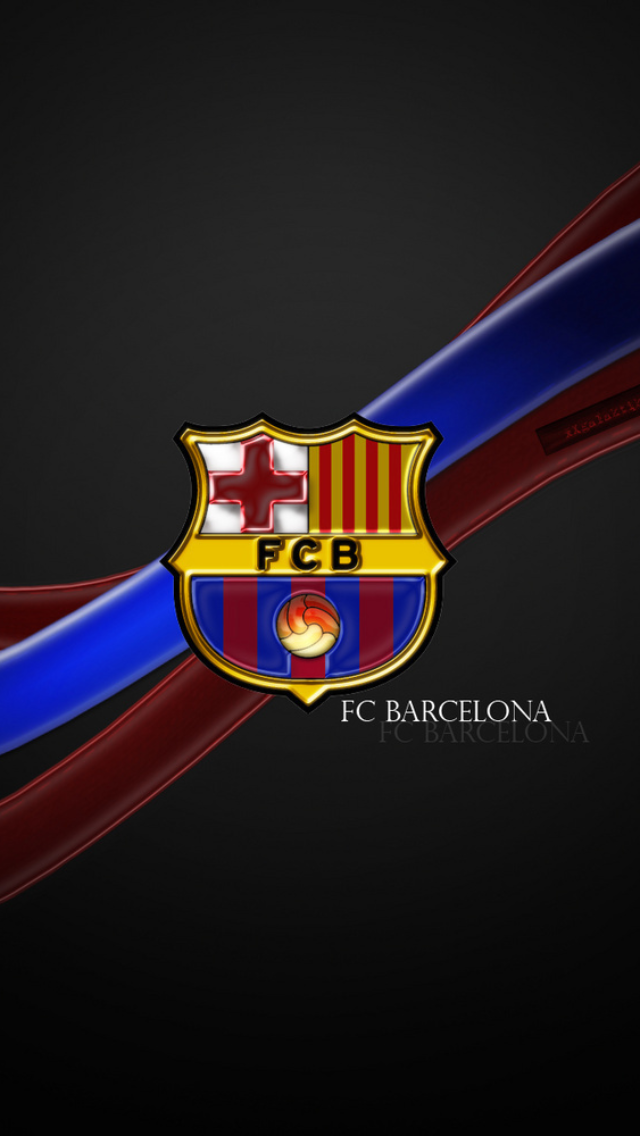 FC Barcelona iPhone 5 Wallpaper 640x1136 640x1136