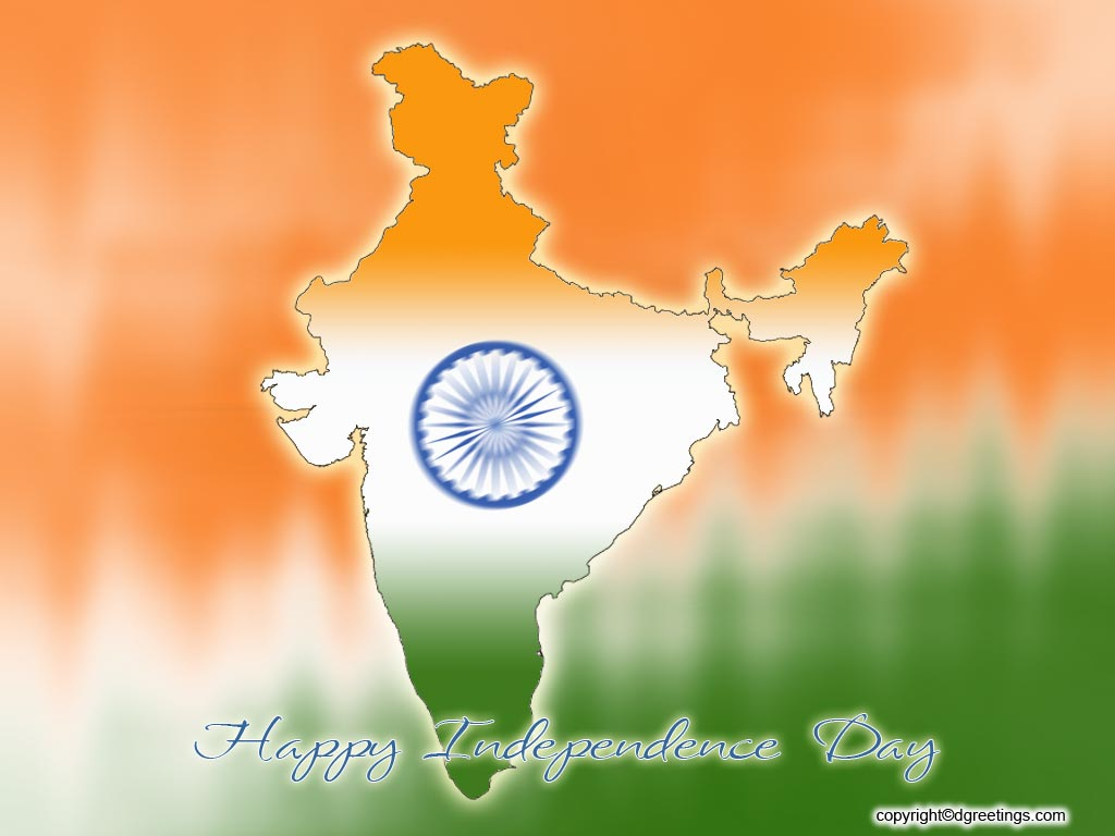 India Independence Day Wallpapers 1024x768