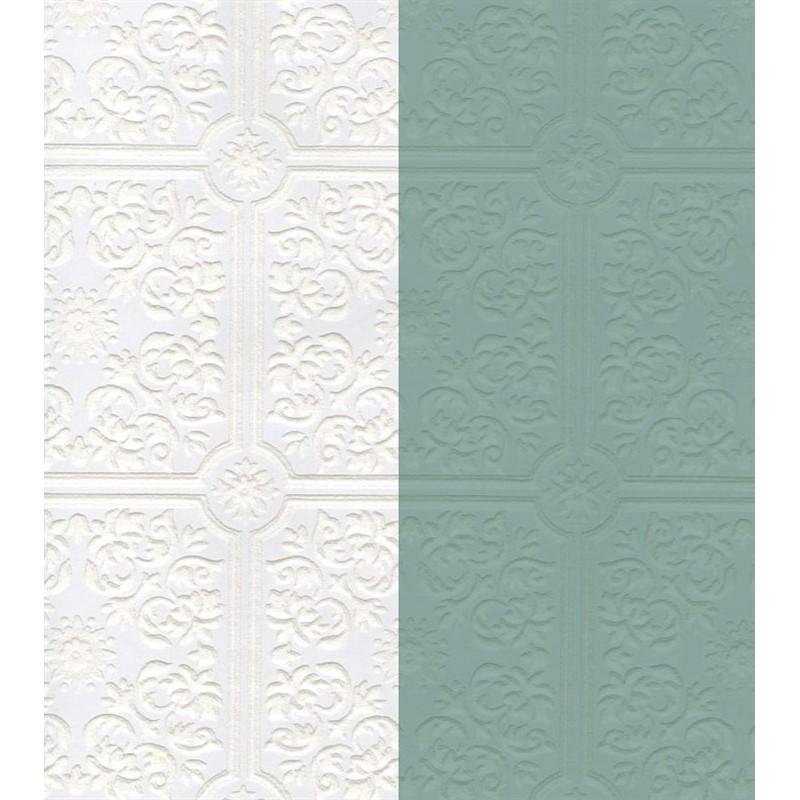 Wallpaper Paintable Paintable Tin Ceiling Tile Wallpaper 800x800