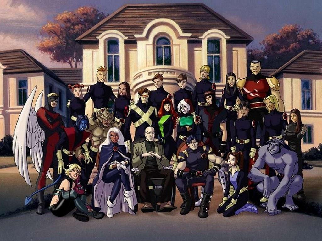 X Men X Men Evolution Marvel Animated Universe Wiki FANDOM 1024x768