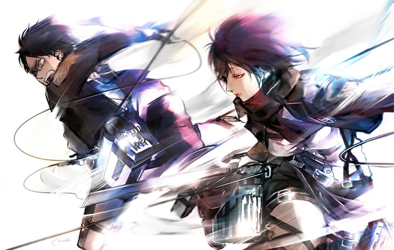 Shingeki no Kyojin Attack on titan AOT Wallpapers 1600x1016