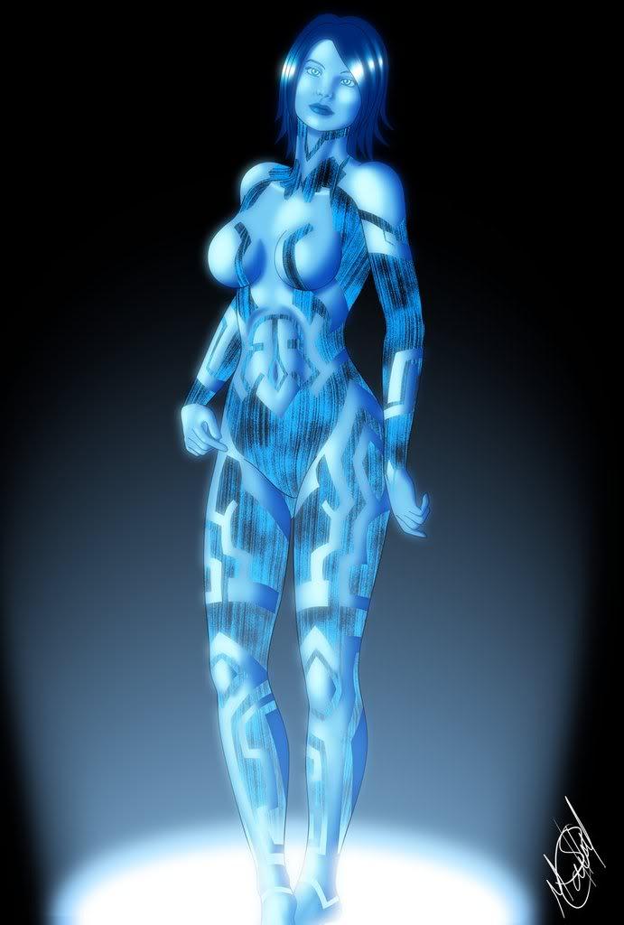 Halo Images Cortana Hd Wallpaper And Background Photos   Mega 691x1024