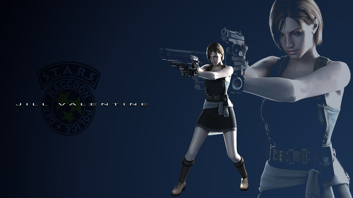 69 Resident Evil Jill Valentine Wallpaper On Wallpapersafari