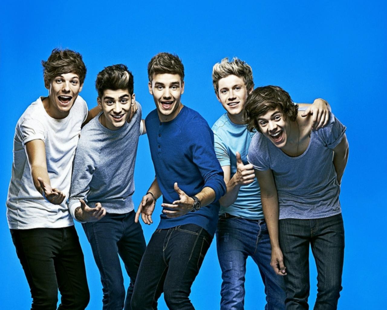 Boy Band Wallpaper One Direction Wallpaper 1280x1024