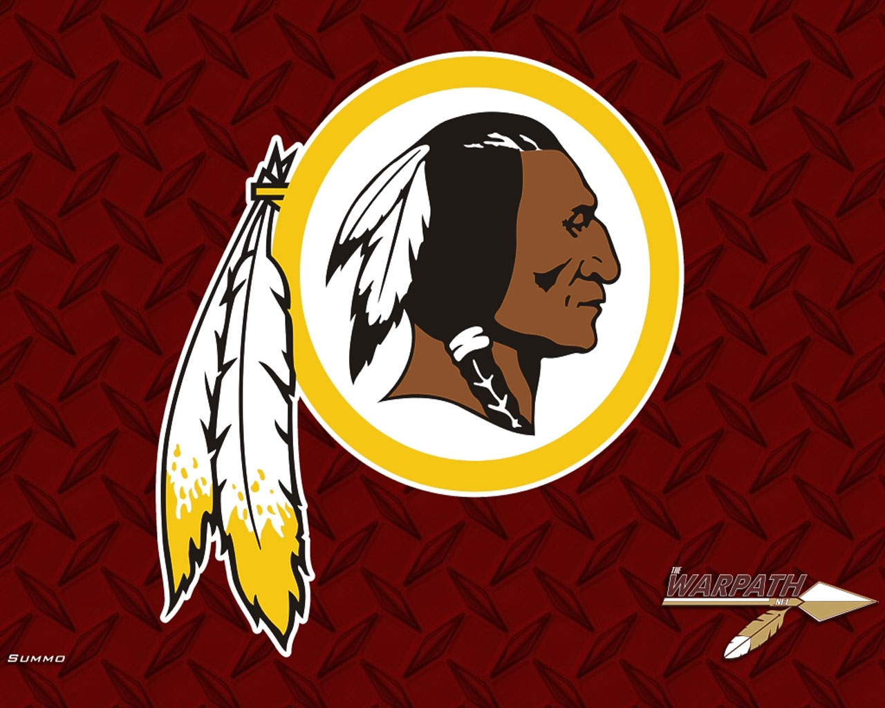Washington Redskins wallpaper Fondos de pantalla de Washington 1280x1024