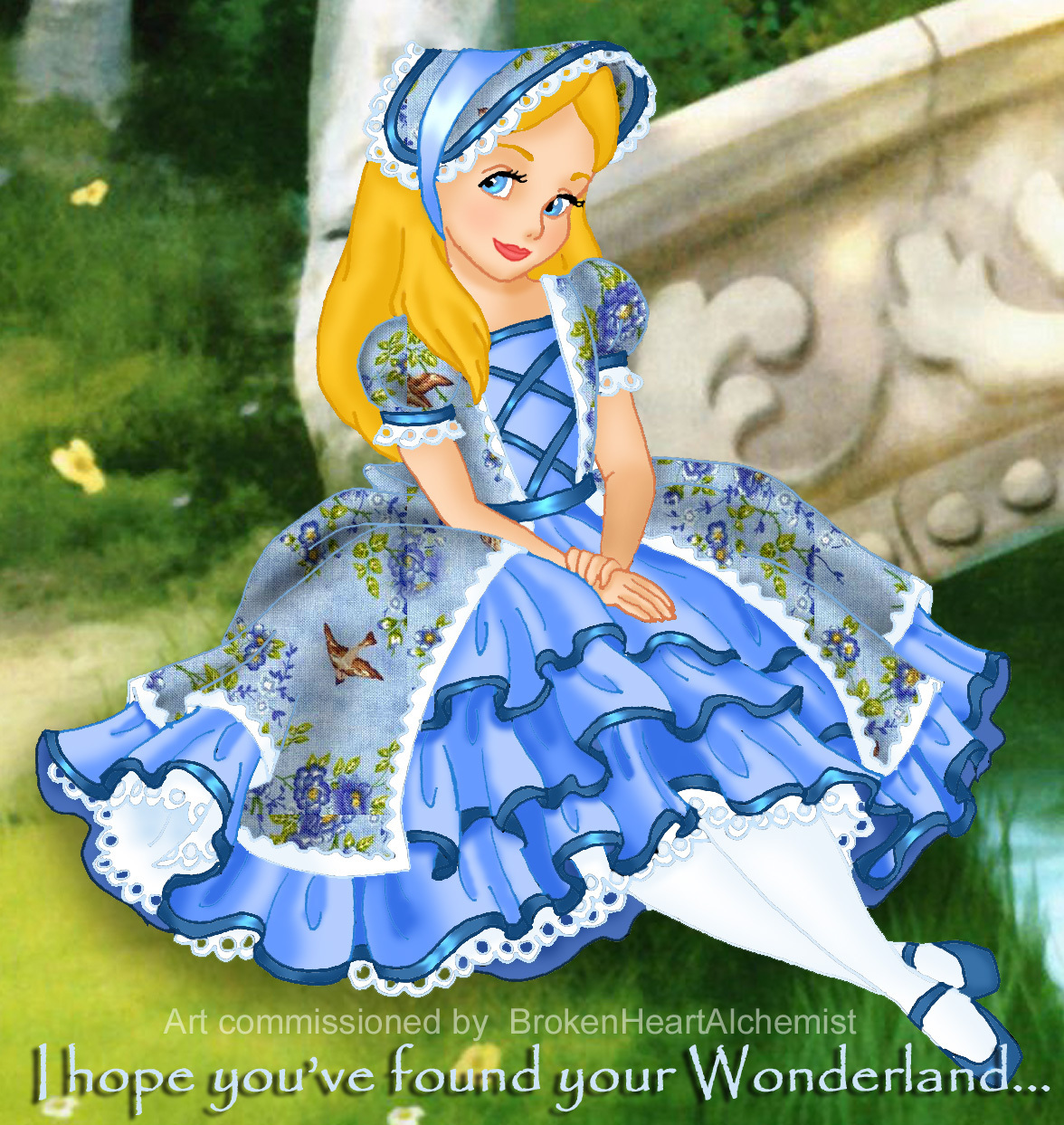 Alice In Wonderland 1951 Fanpop: Disney Alice In Wonderland Wallpaper