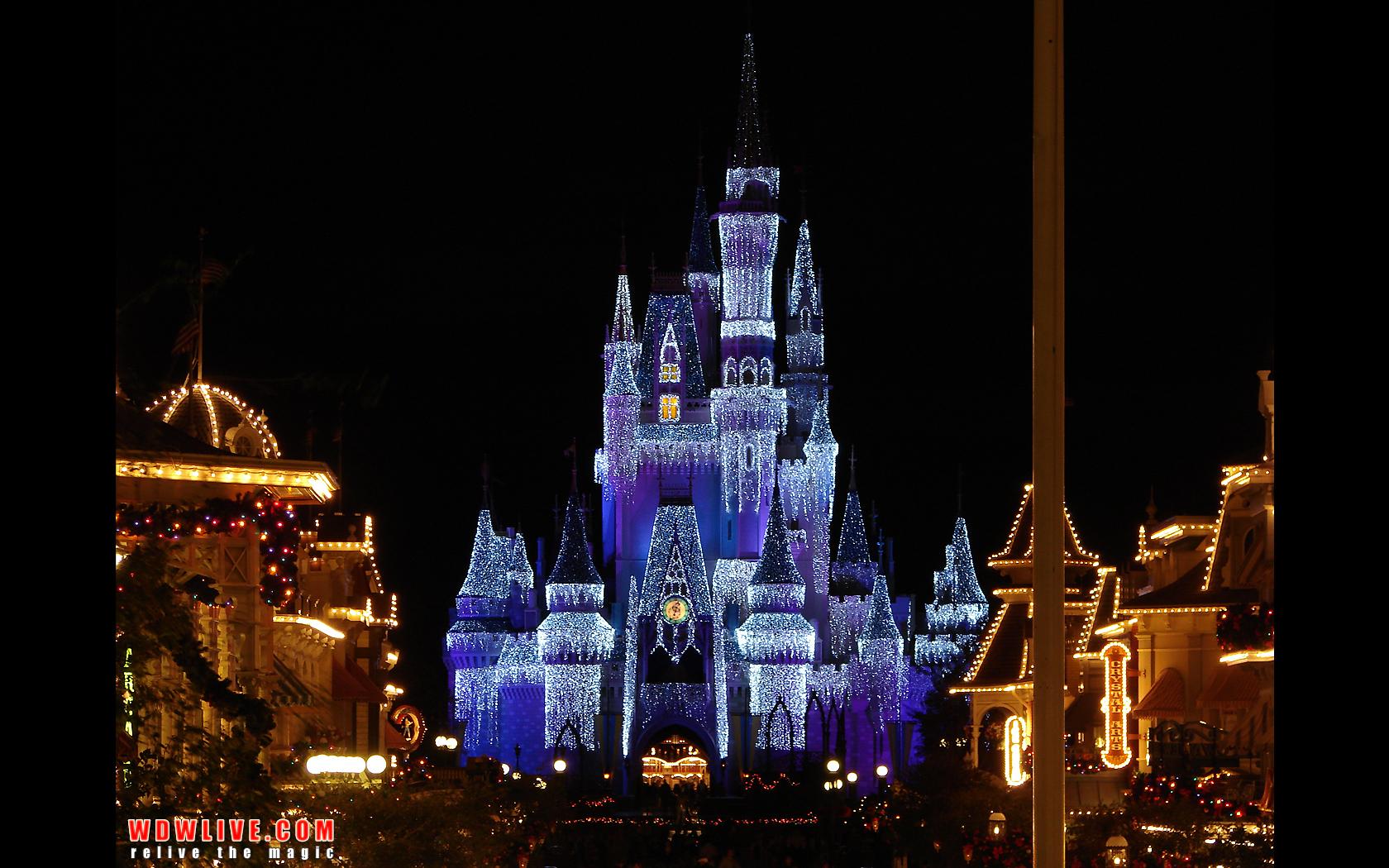 Cinderella Castle Desktop Wallpaper 1680x1050 1680x1050