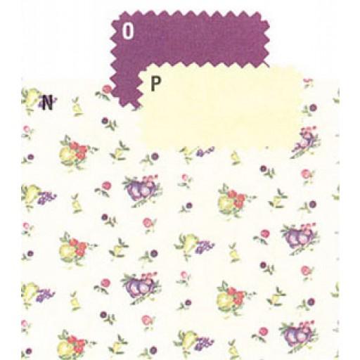 Wallpaper Schumacher Fruit Sprays   PACK OF 3 SHEETS MG164D2 512x512