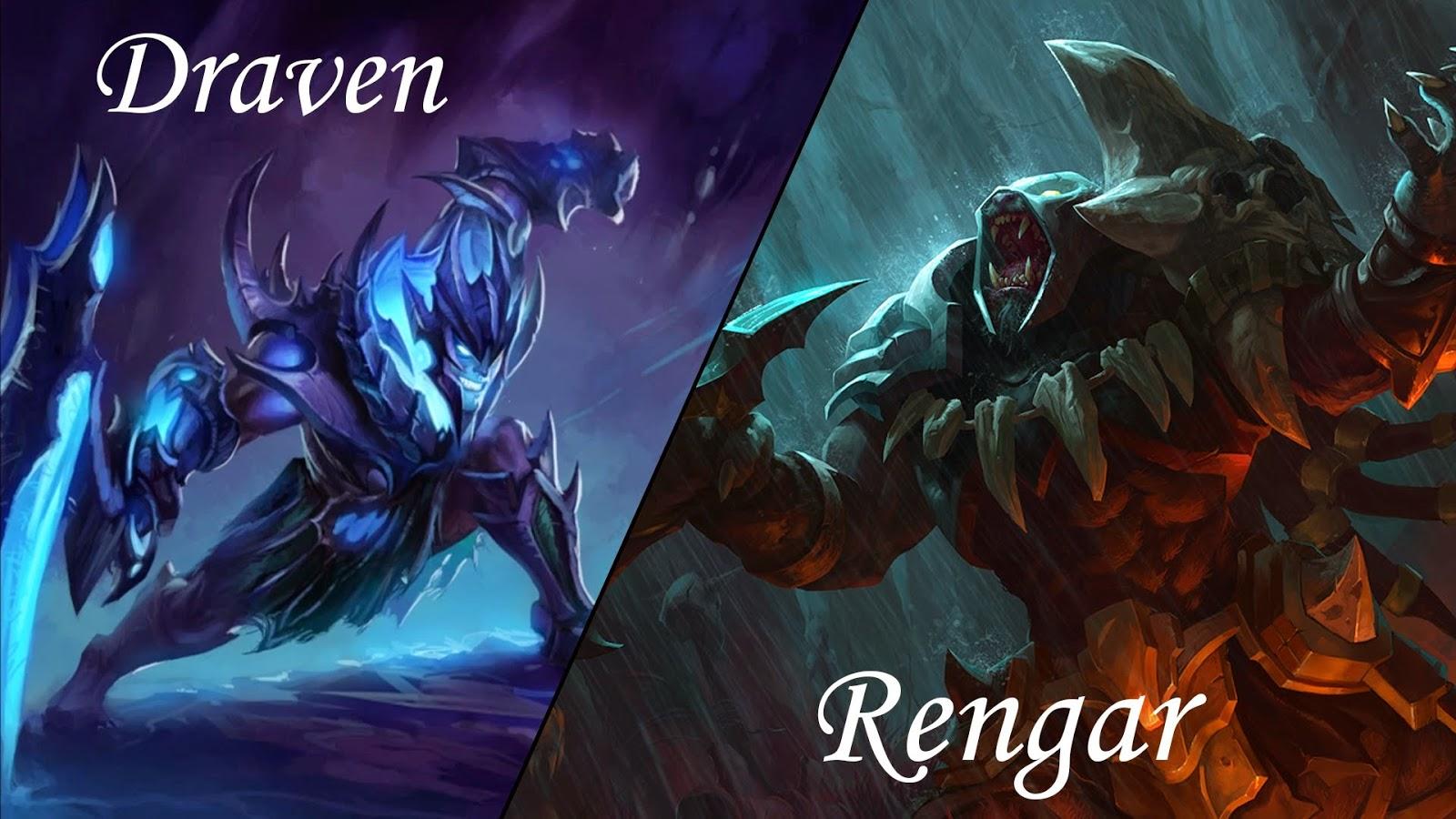 Rengar League of Legends Wallpaper, Rengar Desktop Wallpaper