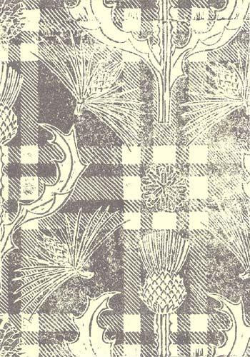 Laura Ashley Scottish Thistle Wallpaper Wallpapersafari