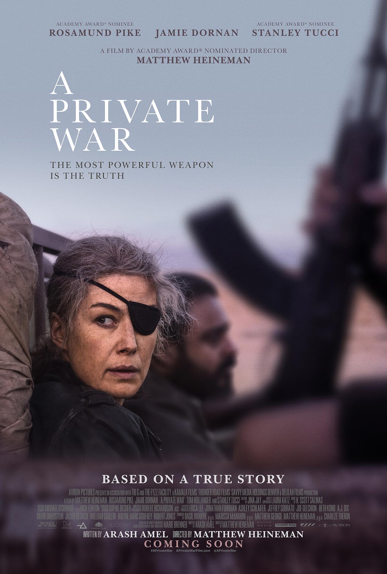 A Private War 2018   IMDb 1350x2000
