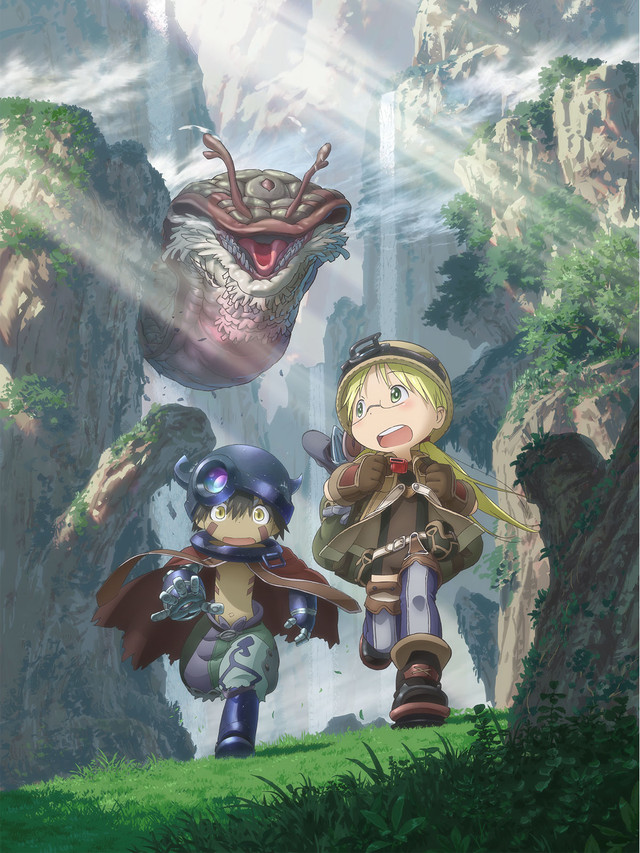 Crunchyroll   Made in Abyss Explores New Worlds with Key 640x853