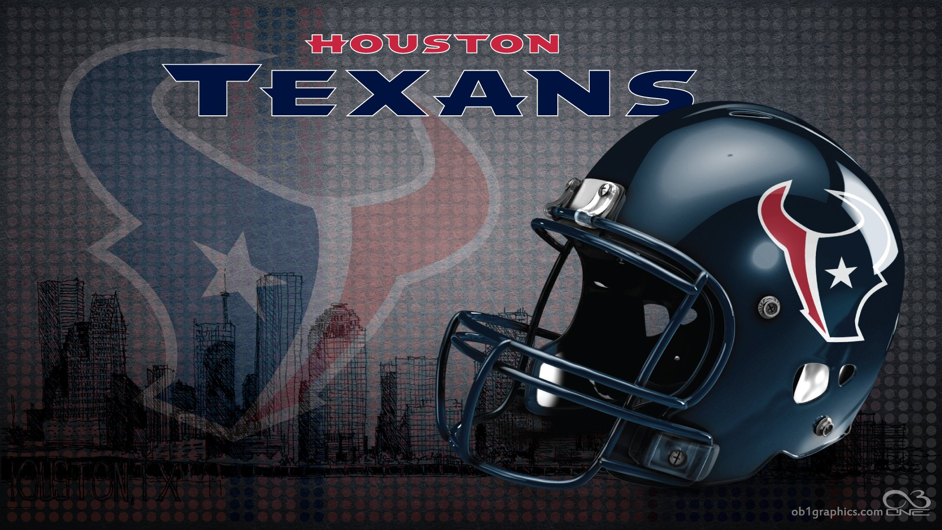 Houston Texans by texasOB1 1920 x 1080 1920x1080