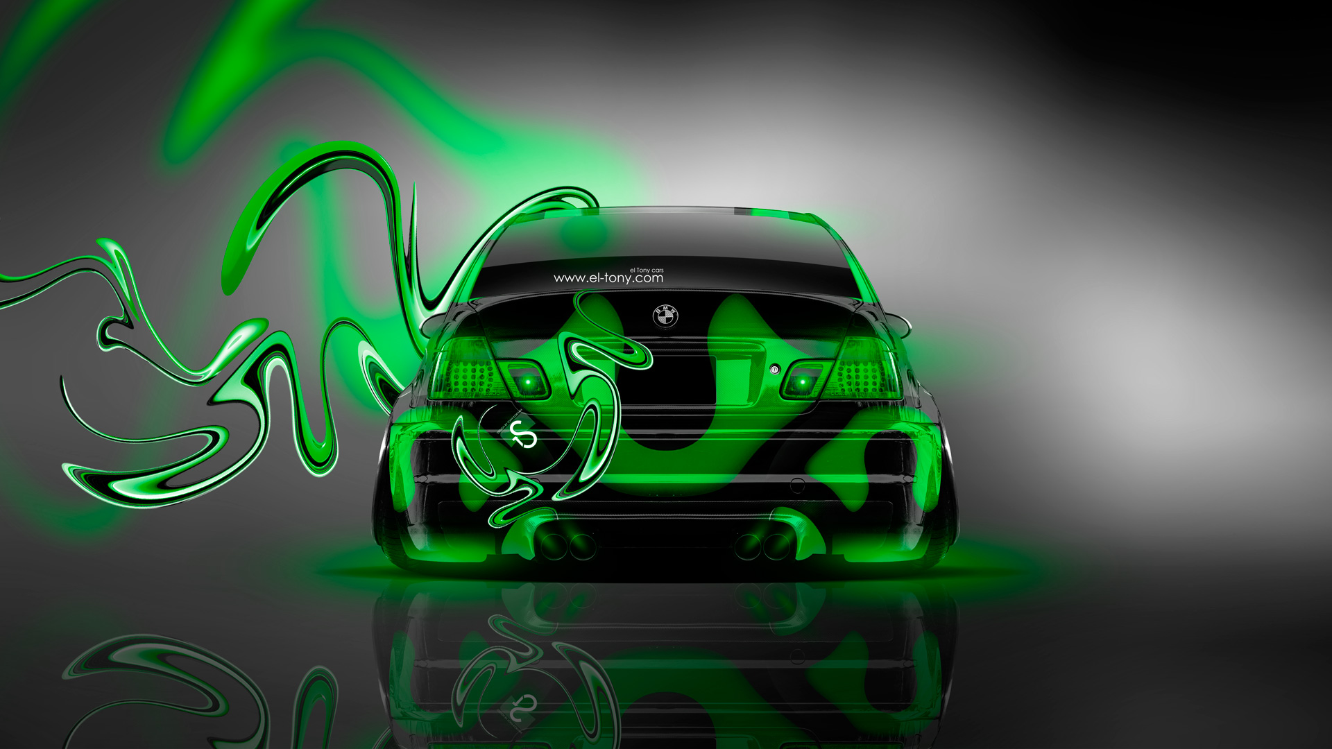 Neon Car Wallpaper Wallpapersafari