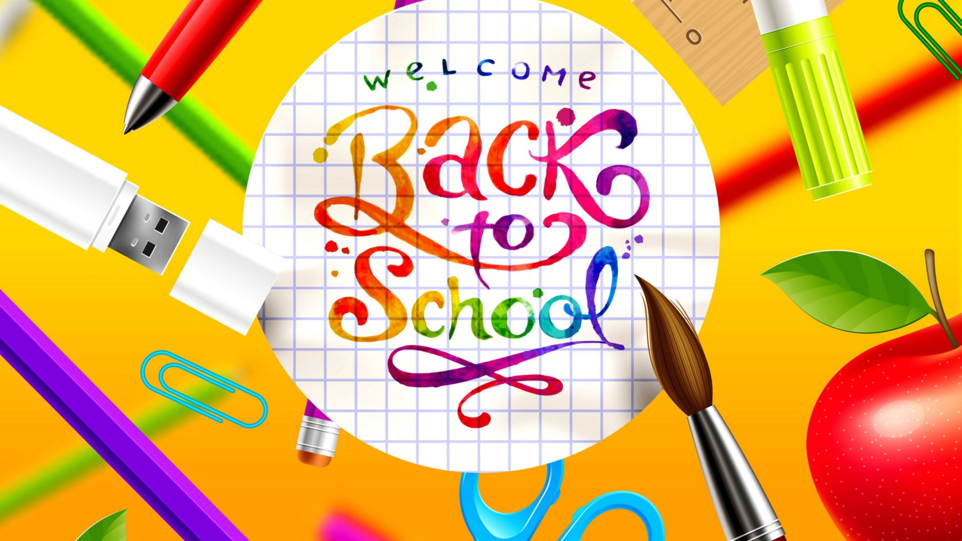 Back to School Wallpapers   Top Back to School Backgrounds 1920x1080