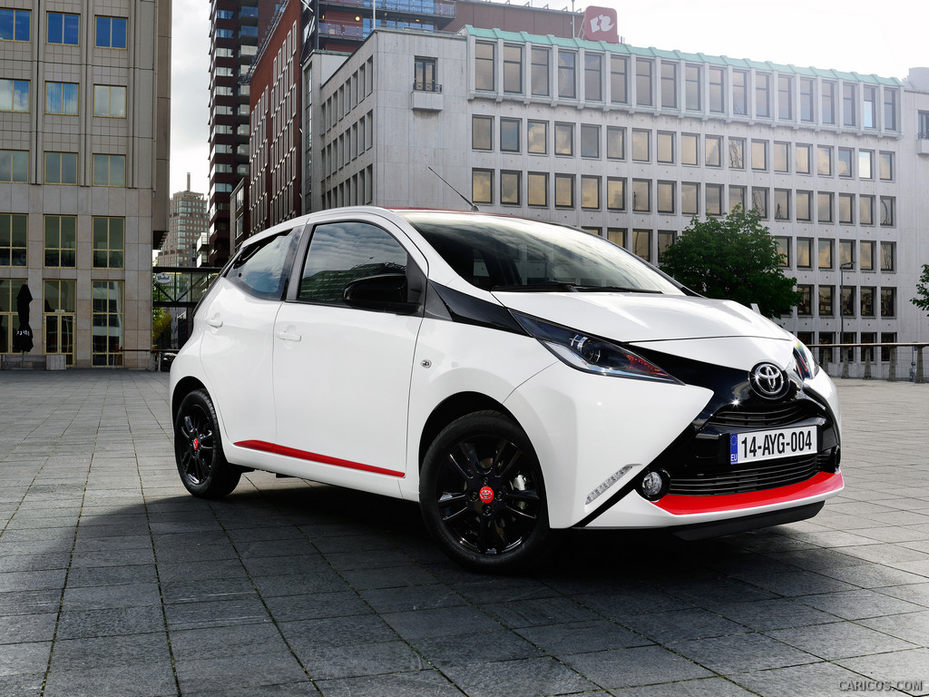 2015 Toyota AYGO   Front HD Wallpaper 31 1024x768