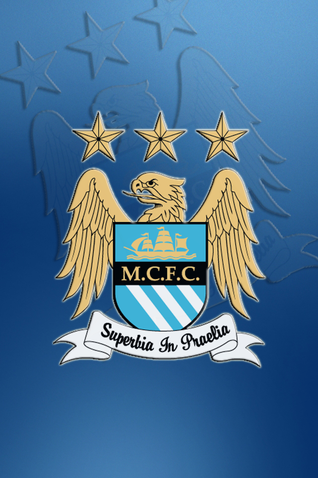 75 Manchester City Logo Wallpaper On Wallpapersafari