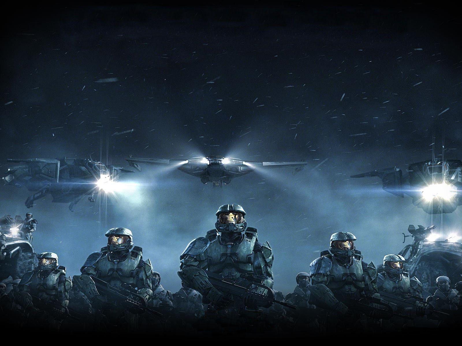 Halo Desktop Backgrounds 1600x1200