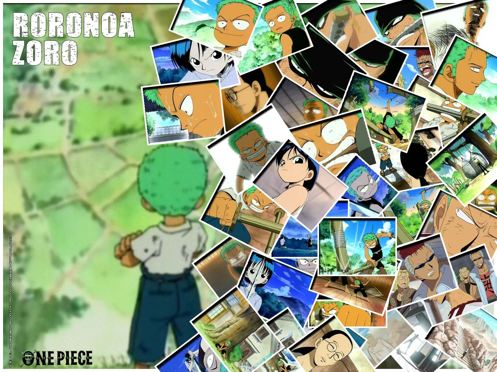 Zoro   One Piece Wallpaper 7026639 1600x1200