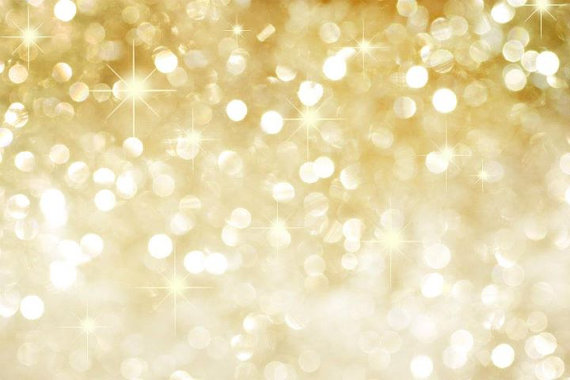 Group Of Gold Wallpaper Twinkle Lights