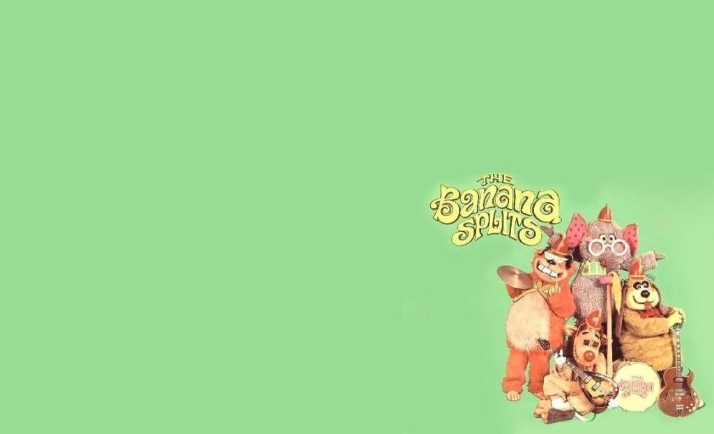 Banana Splits Background   Banana Splits Wallpaper for Desktop 1024x623
