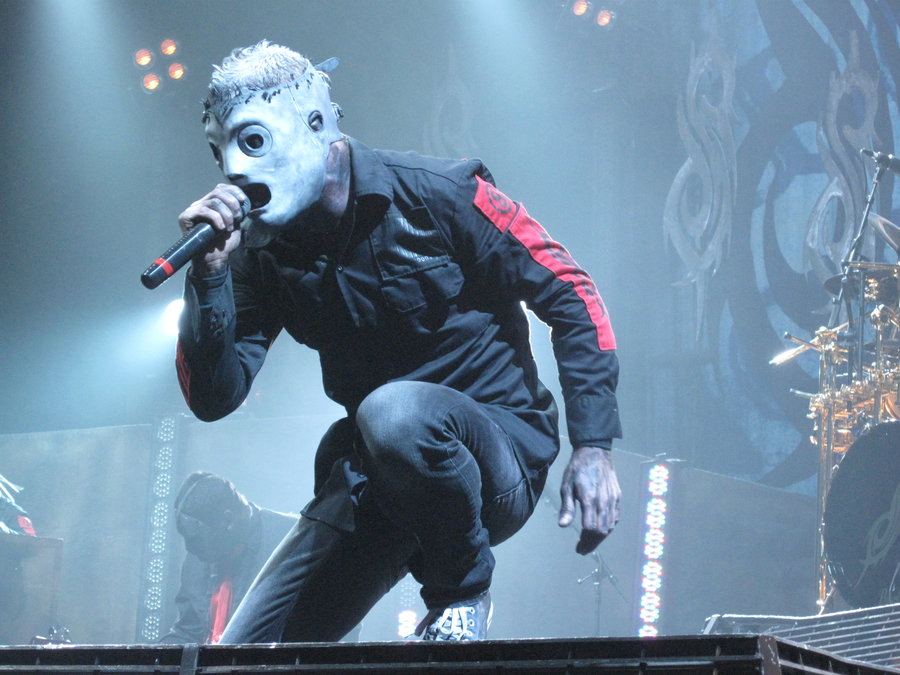 Corey Taylor LIVE at MSG by PsychoChic666 900x675