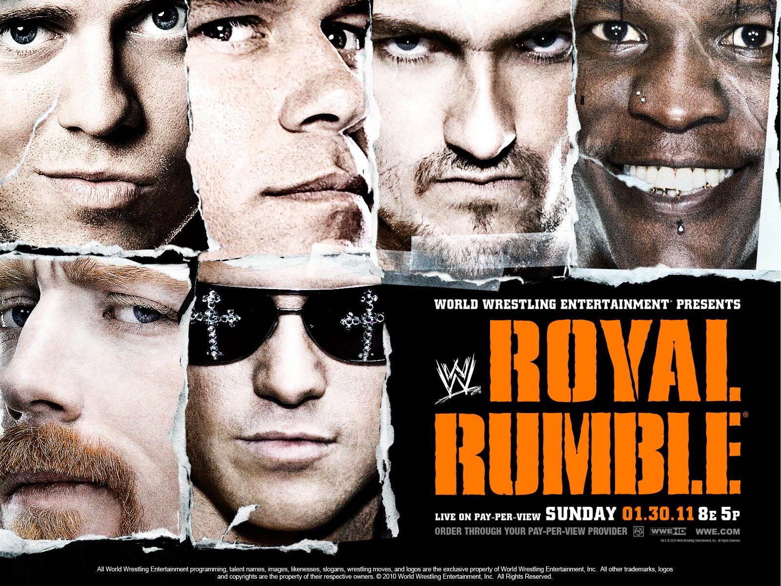 WWE Royal Rumble Shockers and Locks for Each Battle Bleacher 1600x1200