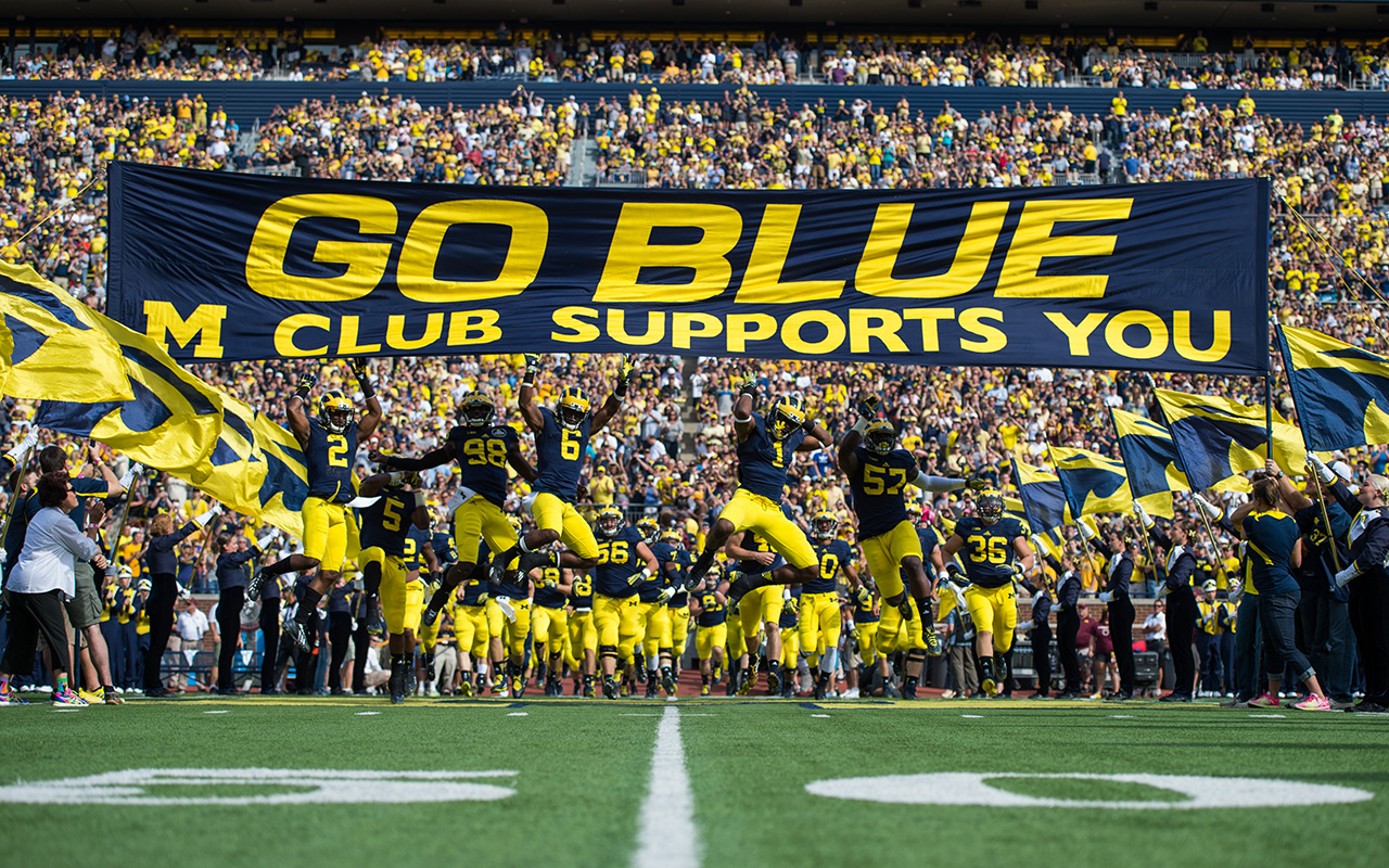 MGOBLUECOM University of Michigan Official Athletic Site 1280x800