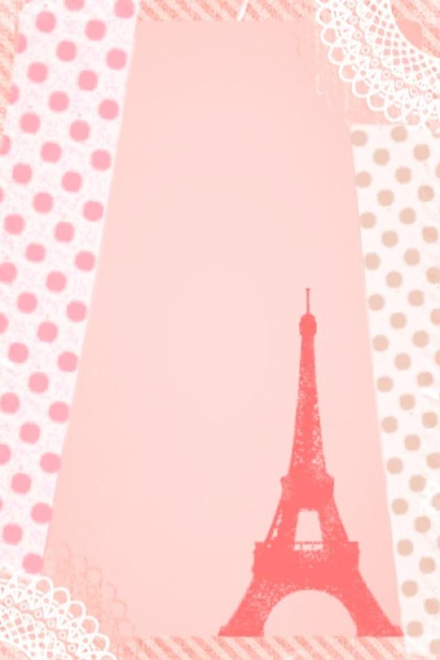 Paris Wallpaper Art and pattern Pinterest 640x960