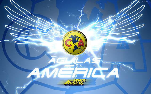 Wallpaper Club America Somos Aguilas Somos Aguilas 640x400