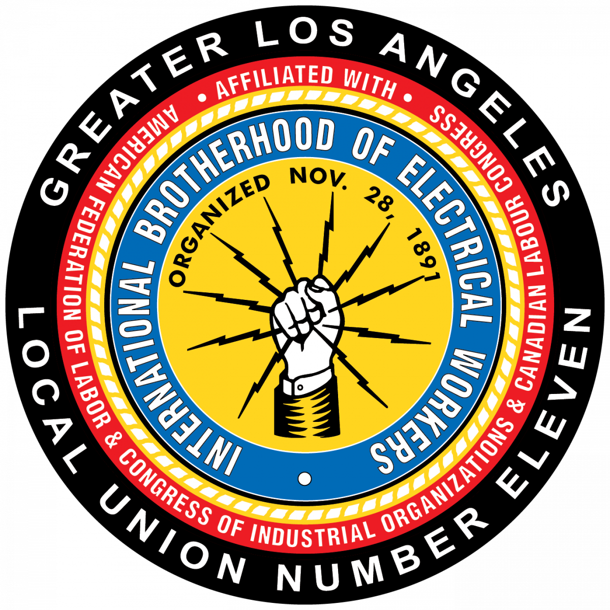 Download International Brotherhood Of Electrical Workers Local 1200x1200