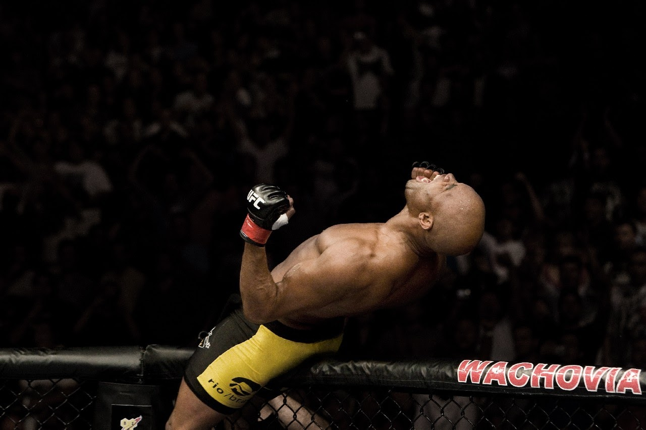Anderson Silva Background Wallpapers HD Wallpapers Window Top Rated 1280x853