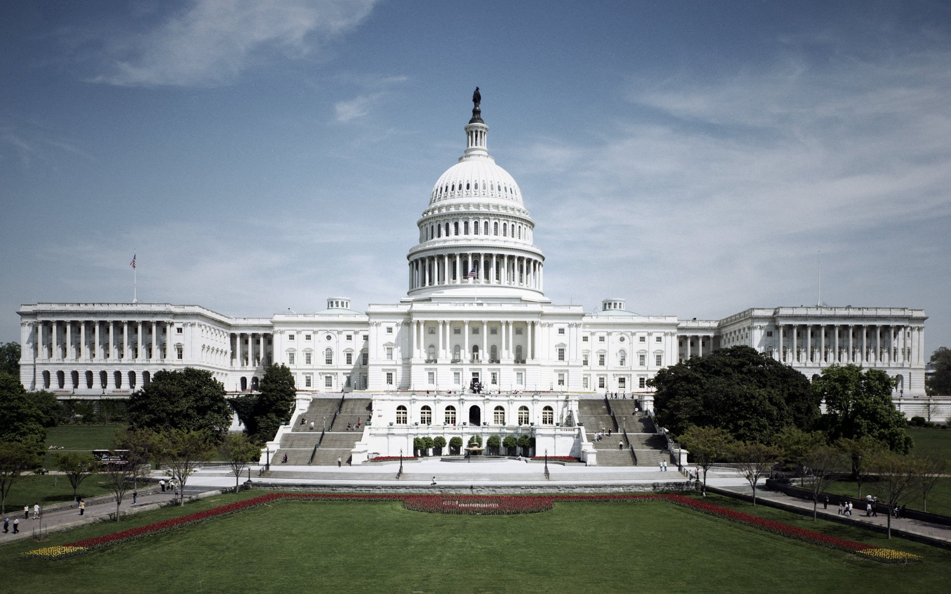 capitol congress usa washington united states HD wallpaper 1920x1200