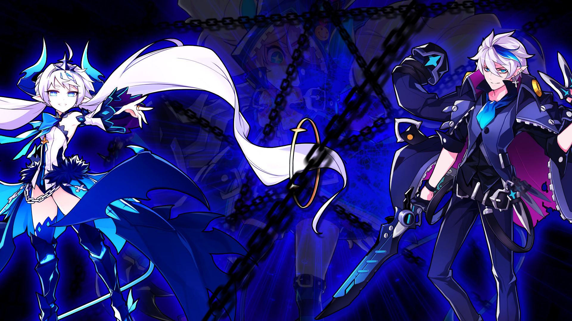 Elsword noblesse wallpaper wallpapersafari elsword noblesse wallpaper voltagebd