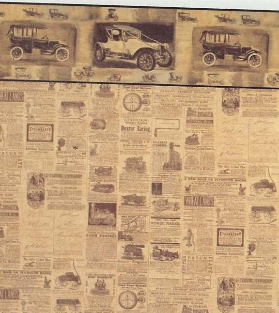 Newspaper Print Miniature Dollhouses Doll House Supplies Earth 576x646