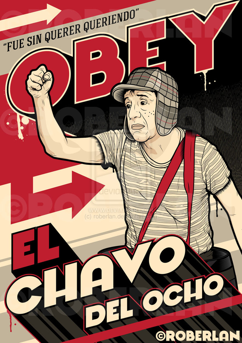 Obey Tumblr Wallpaper Obey chavo by roberlan 800x1131