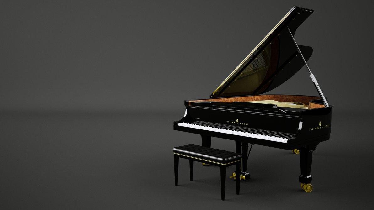 grand piano wallpaper -#main