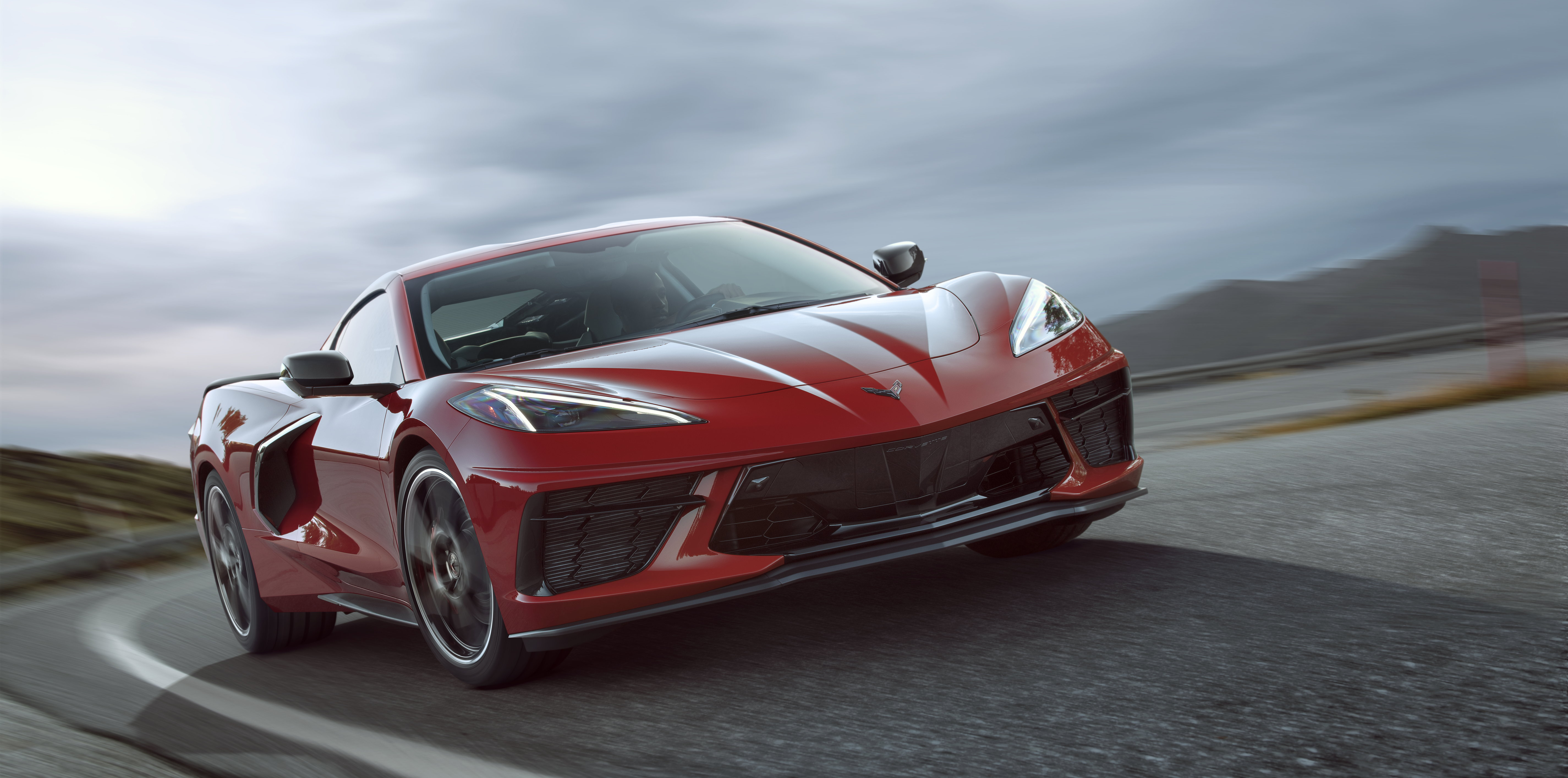 2020 Mid Engine Chevrolet Corvette Stingray Starts at 59995 5700x2830