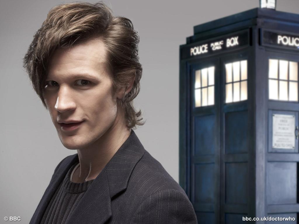 Matt Smith Wallpaper 1024x768 Matt Smith Doctor Who 1024x768