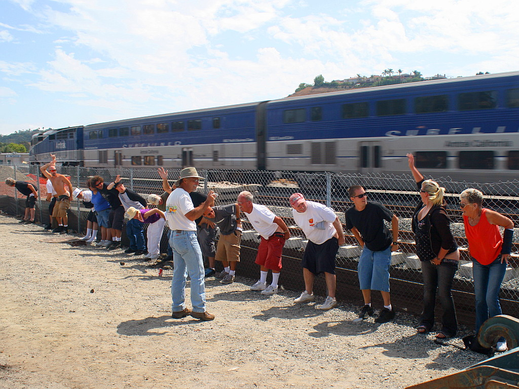 Mooning the Amtrak Surfliner 31st Annual Mooning of Amtrak Flickr 1024x768