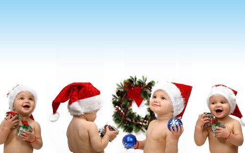 Home Widescreen Holidays Christmas Christmas kids 500x313