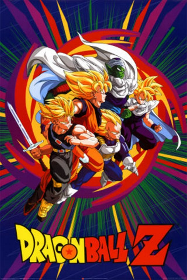 Dragon Ball Z Iphone 4 Wallpaper And Iphone 4s Wallpaper 640x960