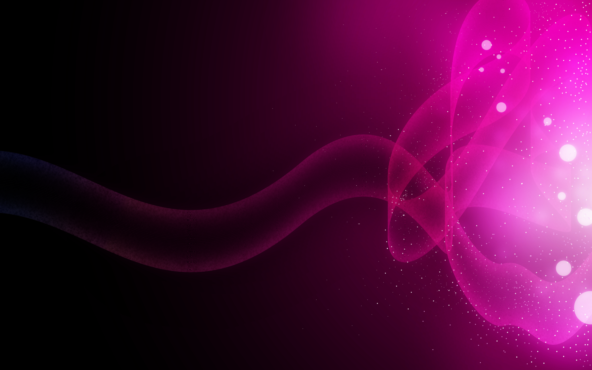 Pink Abstract Wallpaper 1920x1200