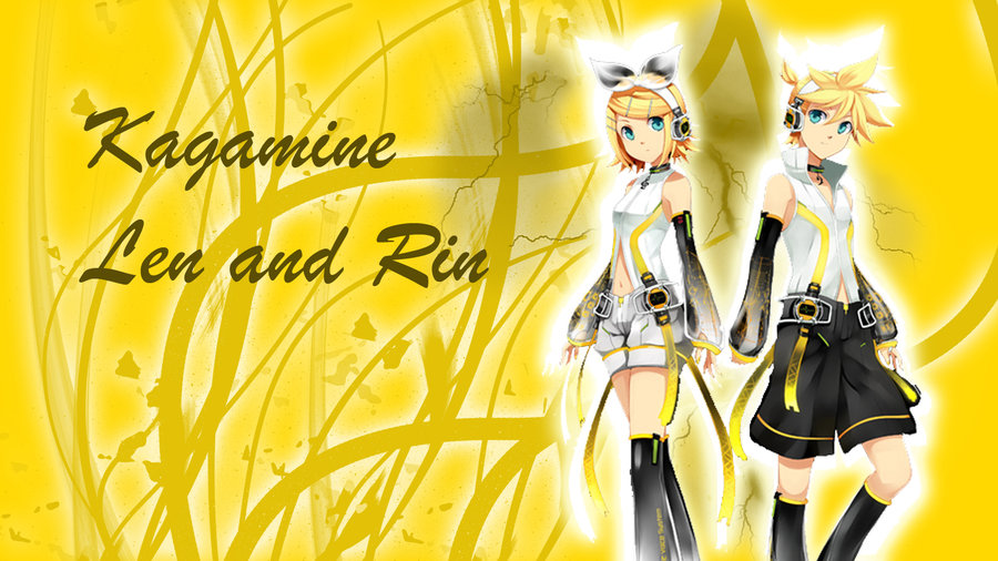 Rin And Len Wallpaper 900x506