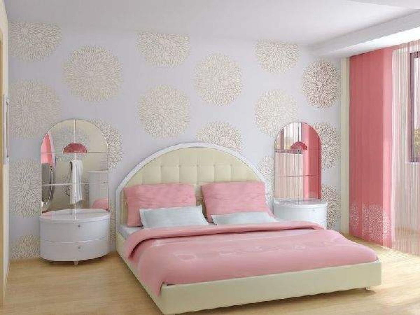 tags apartment apartment interior bed bedroom bedroom wall bedroom - Cool Wallpaper Designs For Bedroom