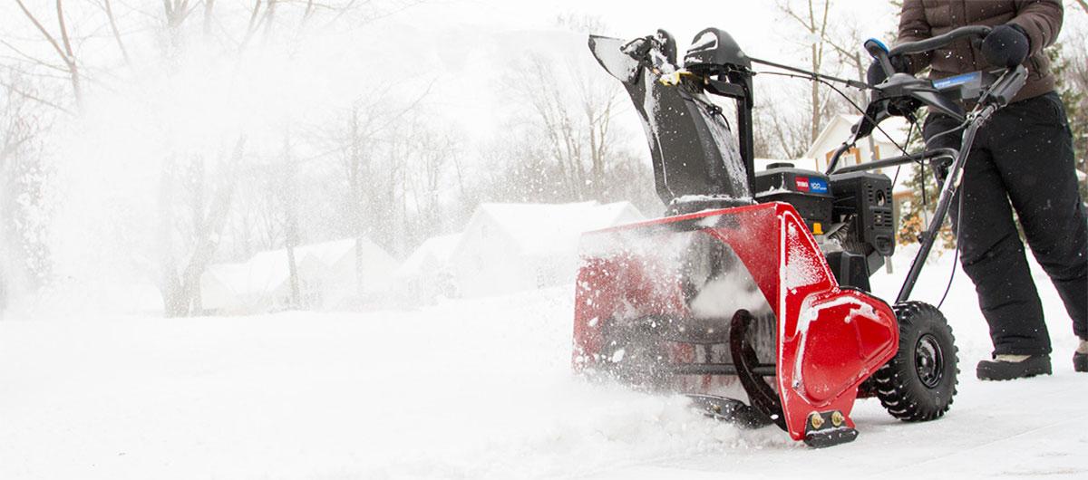 toro snow background Benson Lumber Hardware 1200x530