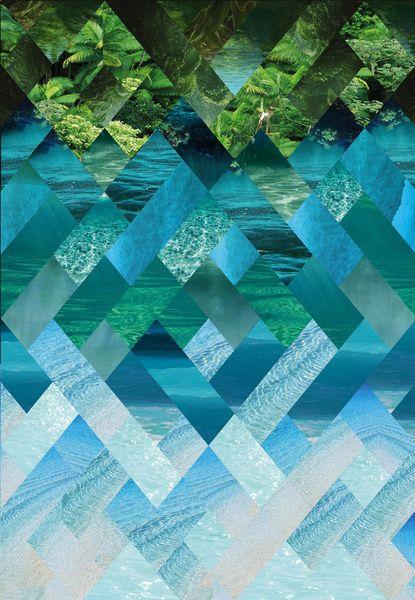 Tropical Print Wallpaper Tropical Prints And All Shades 415x600
