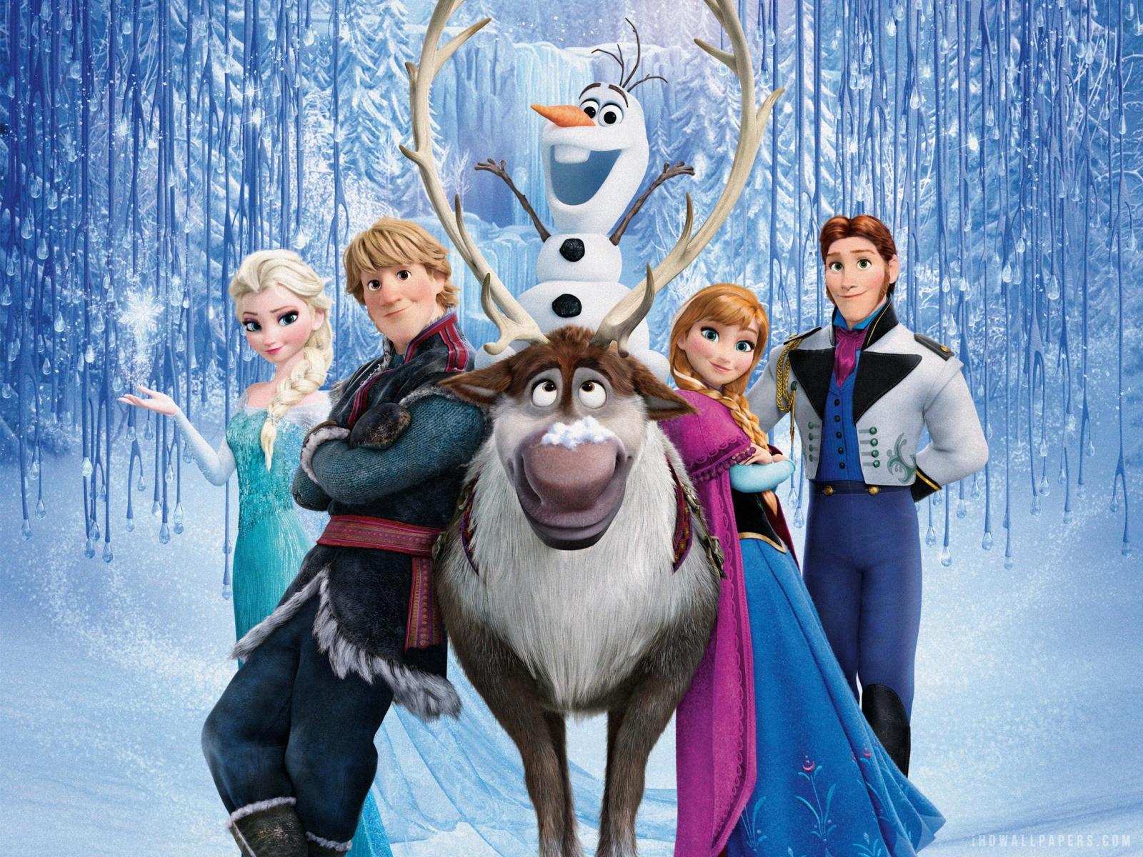 Frozen Movie 2013 HD Wallpaper   iHD Wallpapers 1600x1200
